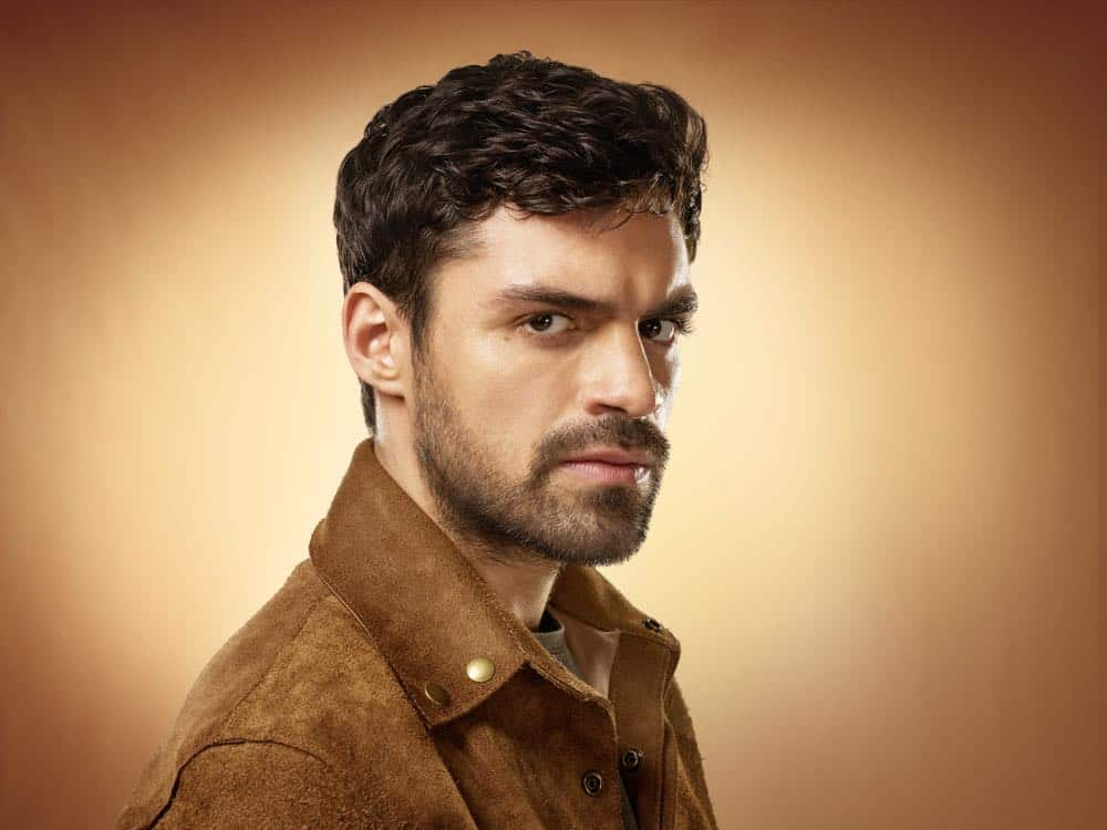 THE GIFTED: Sean Teale as Eclips/Marcos Diaz in Season Two of THE GIFTED airing Tuesday, Sept. 25 (8:00-9:00 PM ET/PT) on FOX. ©2018 Fox Broadcasting Co. Cr: Justin Stephens/FOX