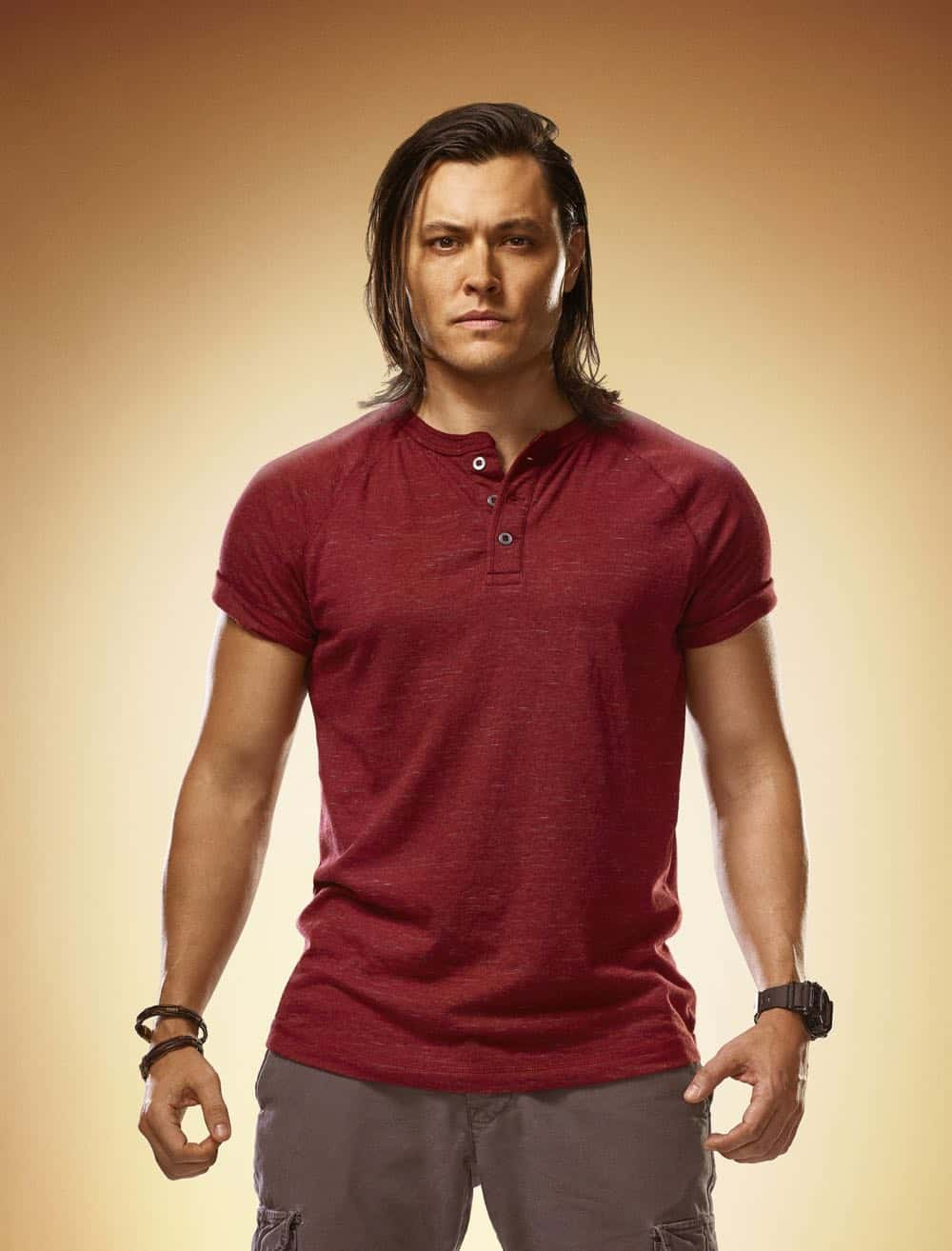 THE GIFTED:  Blair Redford as Thunderbird/John Proudstar in Season Two of THE GIFTED airing Tuesday, Sept. 25 (8:00-9:00 PM ET/PT) on FOX. ©2018 Fox Broadcasting Co. Cr:  Justin Stephens/FOX