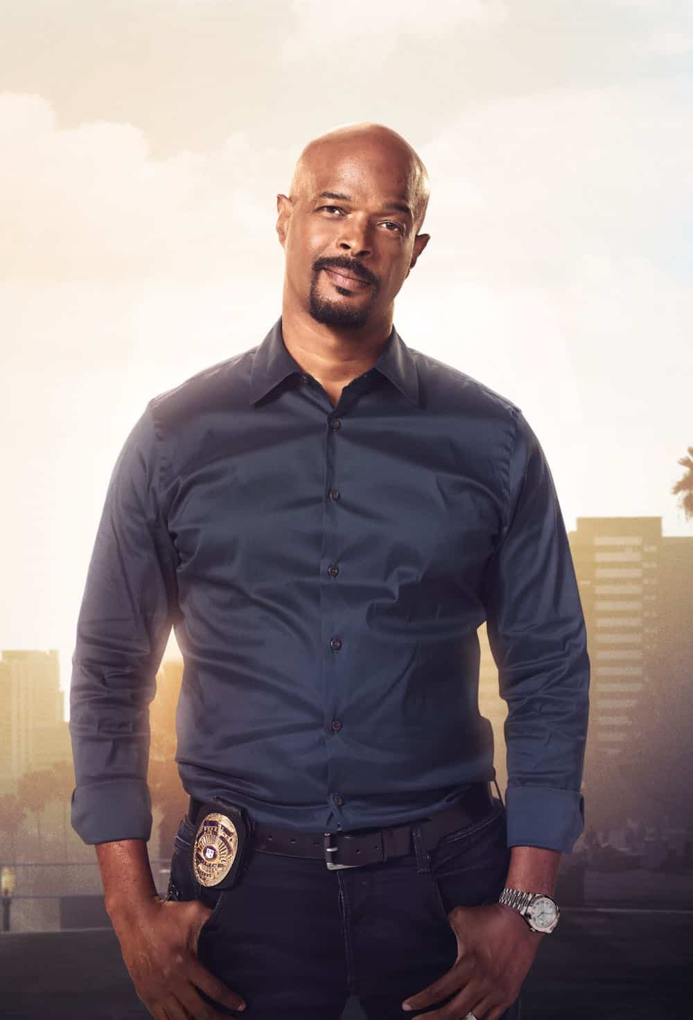 LETHAL WEAPON: Damon Wayans. Season three of LETHAL WEAPON premiers Tuesday, Sept. 25 (9:00-10:00 PM ET/PT) on FOX. ©2018 Fox Broadcasting Co. CR: Peter Yang/FOX