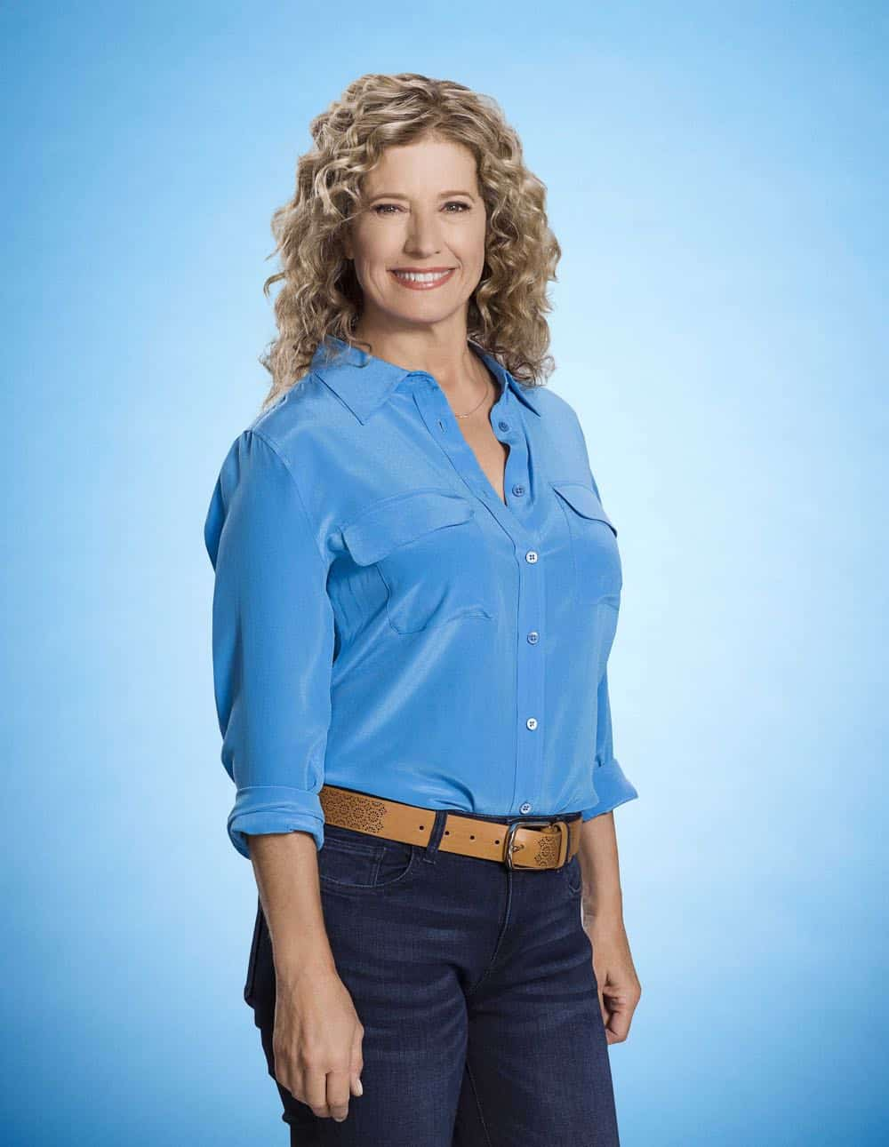 LAST MAN STANDING: Nancy Travis. CR: Elisabeth Caren / FOX.