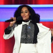Tracee Ellis Ross American Music Awards - Show