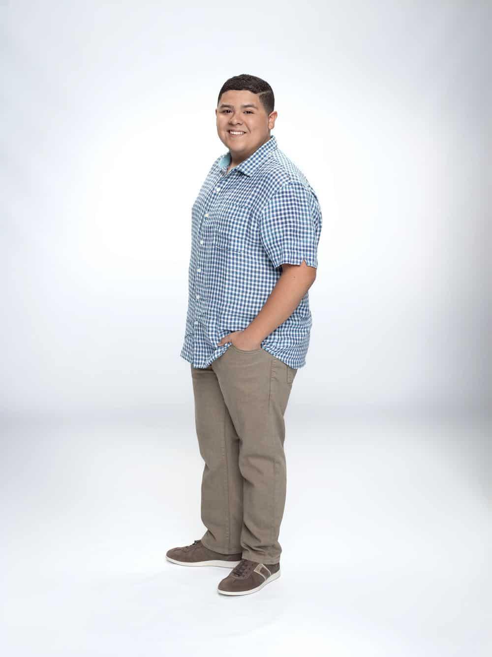 "MODERN FAMILY - ABC's ""Modern Family"" stars Rico Rodriguez as Manny Delgado. (ABC/Robert Ashcroft)"