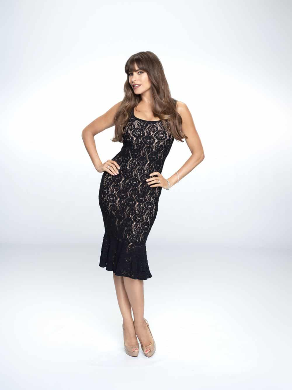 "MODERN FAMILY - ABC's ""Modern Family"" stars Sofia Vergara as Gloria Delgado-Pritchett. (ABC/Robert Ashcroft)"