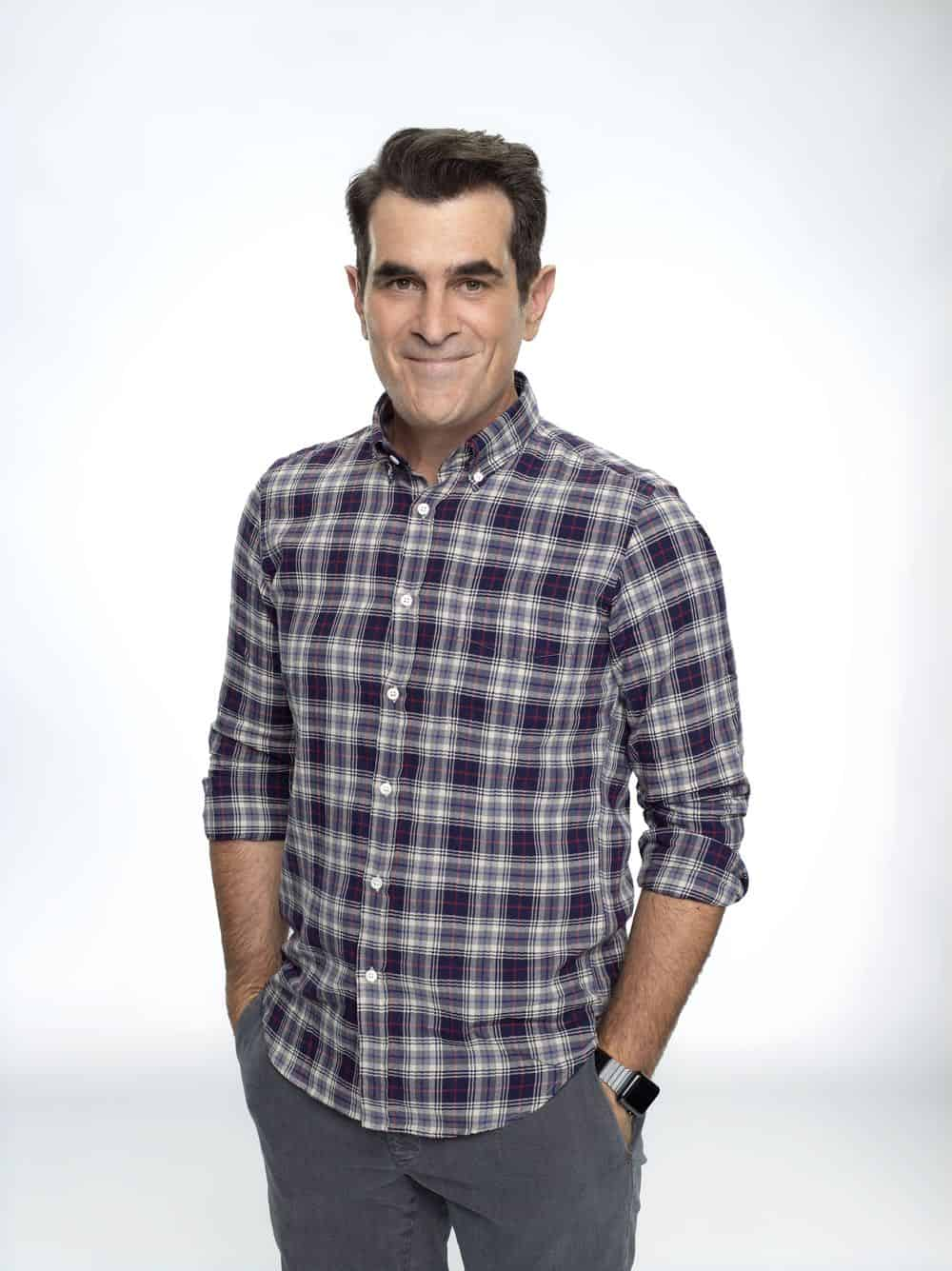 "MODERN FAMILY - ABC's ""Modern Family"" stars Ty Burrell as Phil Dunphy. (ABC/Robert Ashcroft)"