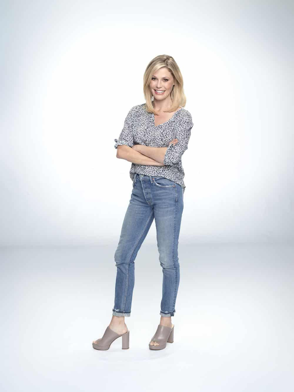 "MODERN FAMILY - ABC's ""Modern Family"" stars Julie Bowen as Claire Dunphy. (ABC/Robert Ashcroft)"