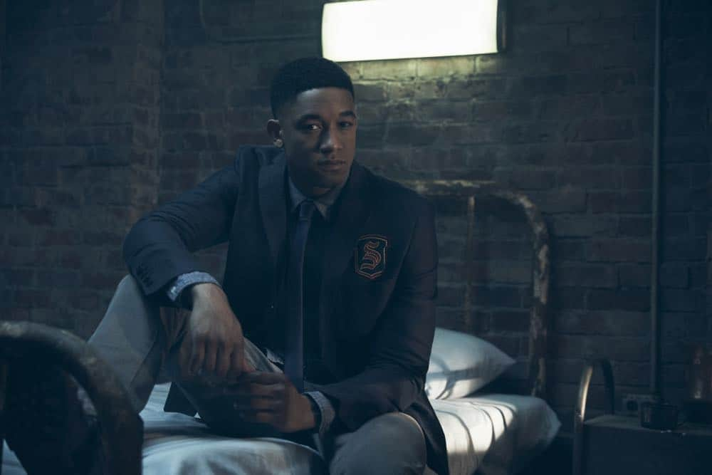 Legacies -- Image Number: LGC1_RAFAEL_0076r.jpg -- Pictured: Peyton Alex Smith as Rafael -- Photo: Miller Mobley/The CW -- © 2018 The CW Network, LLC. All Rights Reserved.