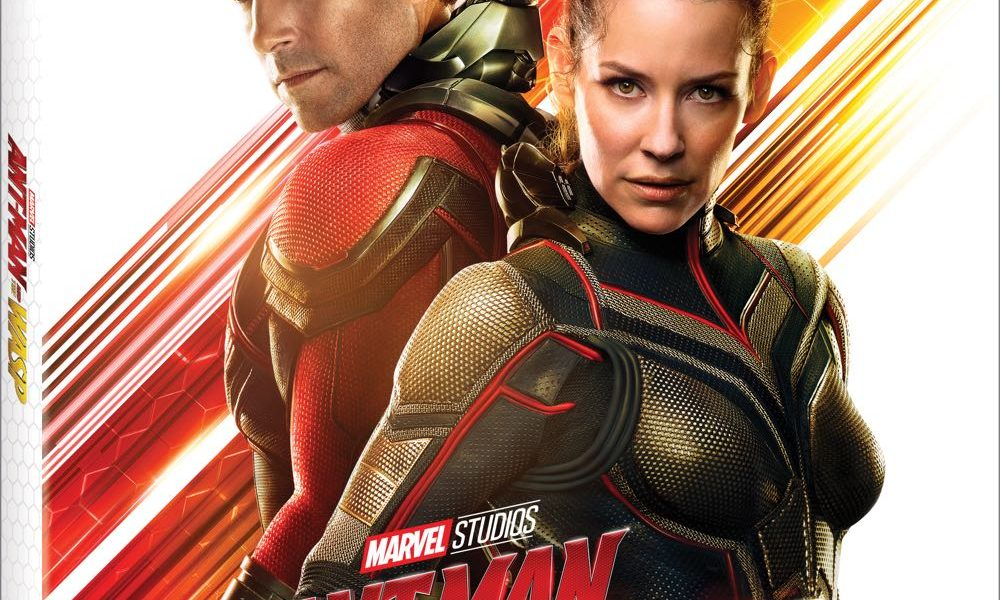 ANT-MAN AND THE WASP 4K, Blu-ray, DVD And Digital Release