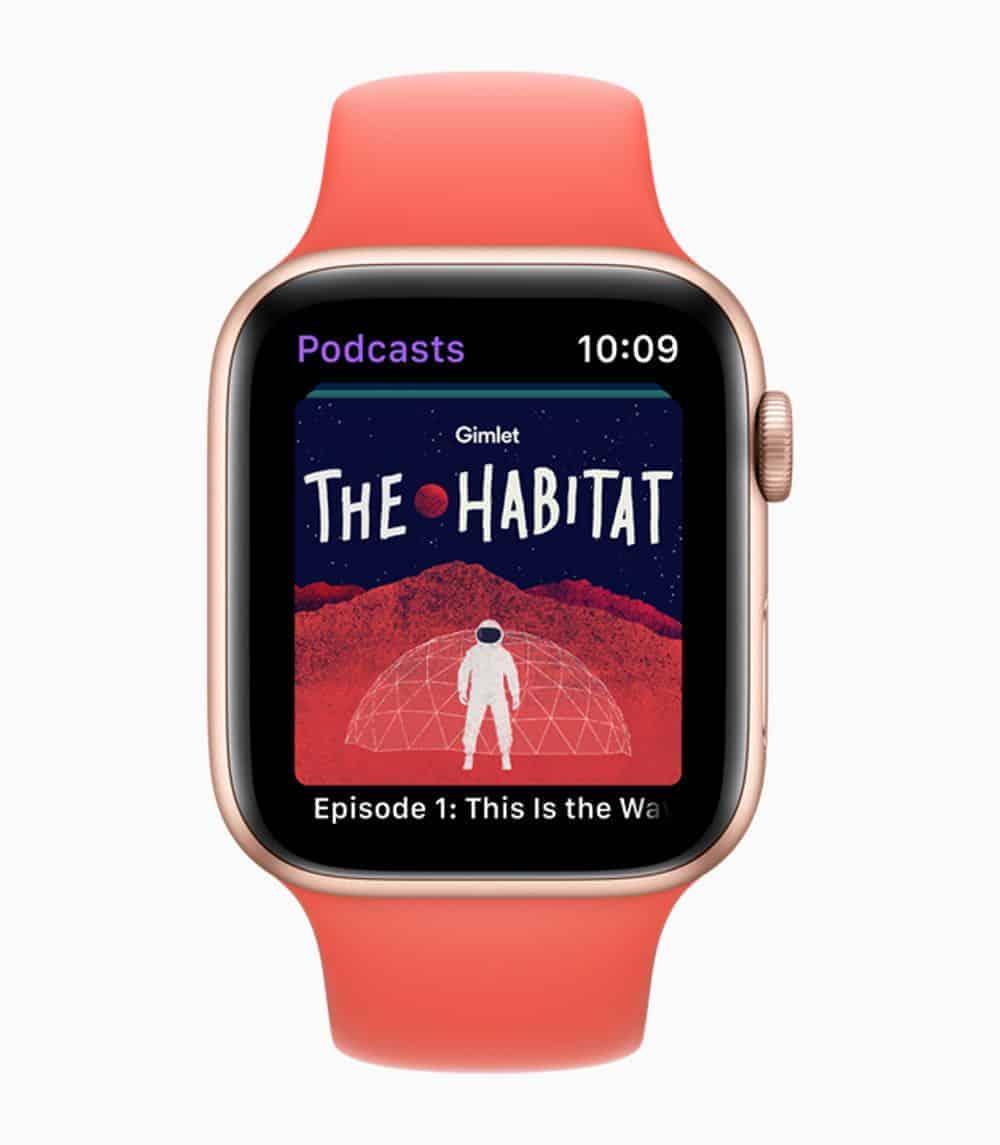 Apple Watch Series 4 Seat42f