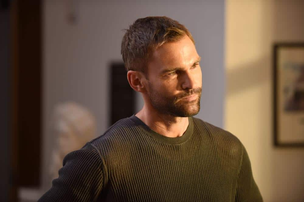 "LETHAL WEAPON: Seann William Scott in the ""In The Same Boat"" season premiere episode of LETHAL WEAPON airing Tuesday, September 25 (9:00-10:00 PM ET/PT) on FOX. ©2018 Fox Broadcasting Co. CR: Ray Mickshaw/FOX"