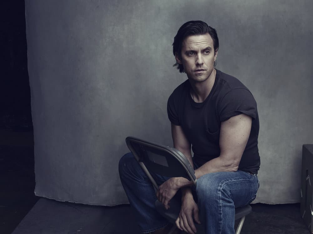 THIS IS US -- Season: 3 --  Pictured: Milo Ventimiglia -- (Photo by: NBC)