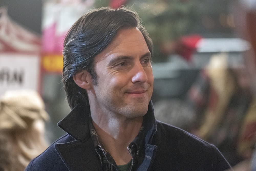 "THIS IS US -- ""Ave Maria"" Episode 301 -- Pictured: Milo Ventimiglia as Jack -- (Photo by: Ron Batzdorff/NBC)"