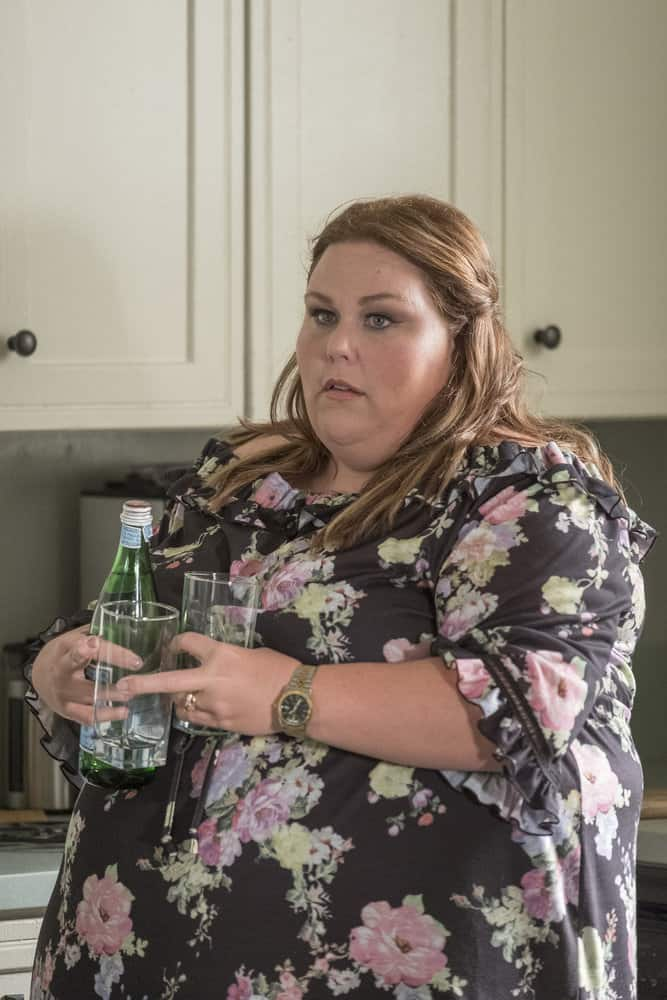 "THIS IS US -- ""Ave Maria"" Episode 301 -- Pictured: Chrissy Metz as Kate -- (Photo by: Ron Batzdorff/NBC)"
