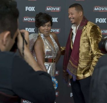 """EMPIRE: L-R: Taraji P. Henson and Terrence Howard in the """"Steal From the Thief"""" Season Five premiere episode of EMPIRE airing Wednesday, September 26 (8:00-9:00 PM ET/PT) on FOX. @2018 Fox Broadcasting Co. CR: Chuck Hodes/FOX."""