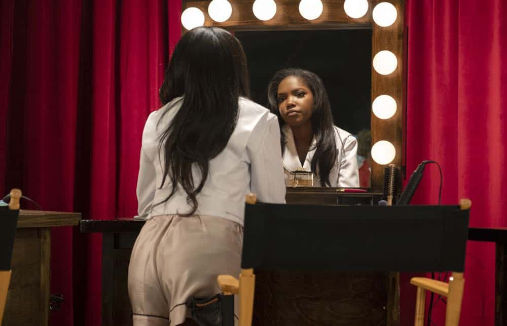 "STAR: Ryan Destiny in the ""Secrets & Lies"" Season Three premiere of STAR airing Wednesday, Sept. 26 (9:00-10:00 PM ET/PT) on FOX. ©2018 Fox Broadcasting Co. CR: Wilford Harewood/FOX"