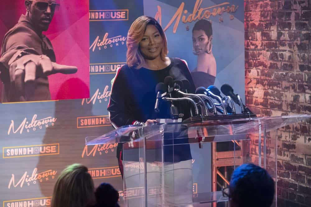 "STAR: Queen Latifah in the ""Secrets & Lies"" Season Three premiere of STAR airing Wednesday, Sept. 26 (9:00-10:00 PM ET/PT) on FOX. ©2018 Fox Broadcasting Co. CR: Wilford Harewood/FOX"