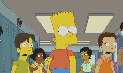 "THE SIMPSONS: Bart takes a dare, and ends up in the hospital. To cover for himself and Homer, he says he went to Heaven and met Jesus. Christian producers offer the Simpsons a movie deal, which Homer takes. But Bart can't deal with the guilt and comes clean to Marge after the movie is finished in the all-new ""Bart's Not Dead"" episode of THE SIMPSONS airing Sunday, Sept. 30, (8:00-8:30 PM ET/PT). THE SIMPSONS ™ and © 2018 TCFFC ALL RIGHTS RESERVED"
