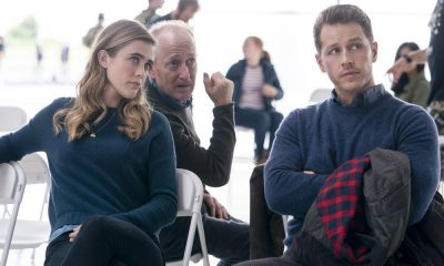 "MANIFEST -- ""Reentry"" Episode 102 -- Pictured: (l-r) Melissa Roxburgh as Michaela Stone, Josh Dallas as Ben Stone -- (Photo by: Peter Kramer/NBC)"