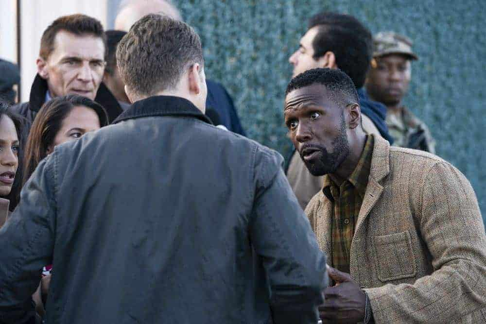 "MANIFEST -- ""Reentry"" Episode 102 -- Pictured: Curtiss Cook as Radd -- (Photo by: Peter Kramer/NBC)"