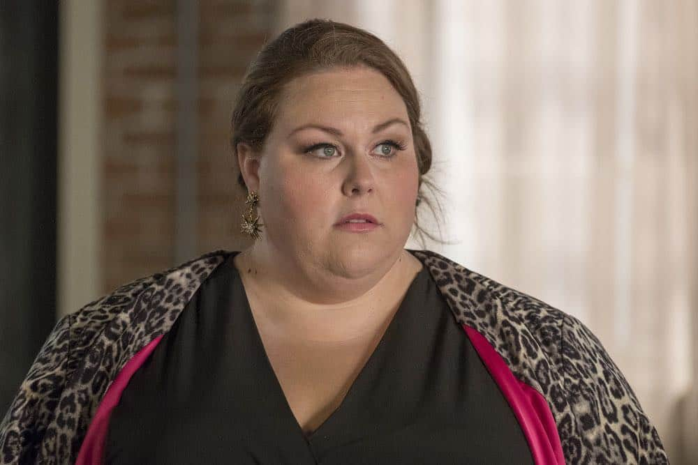 "THIS IS US -- ""A Philadelphia Story"" Episode 302 -- Pictured: Chrissy Metz as Kate Pearson -- (Photo by: Ron Batzdorff/NBC)"