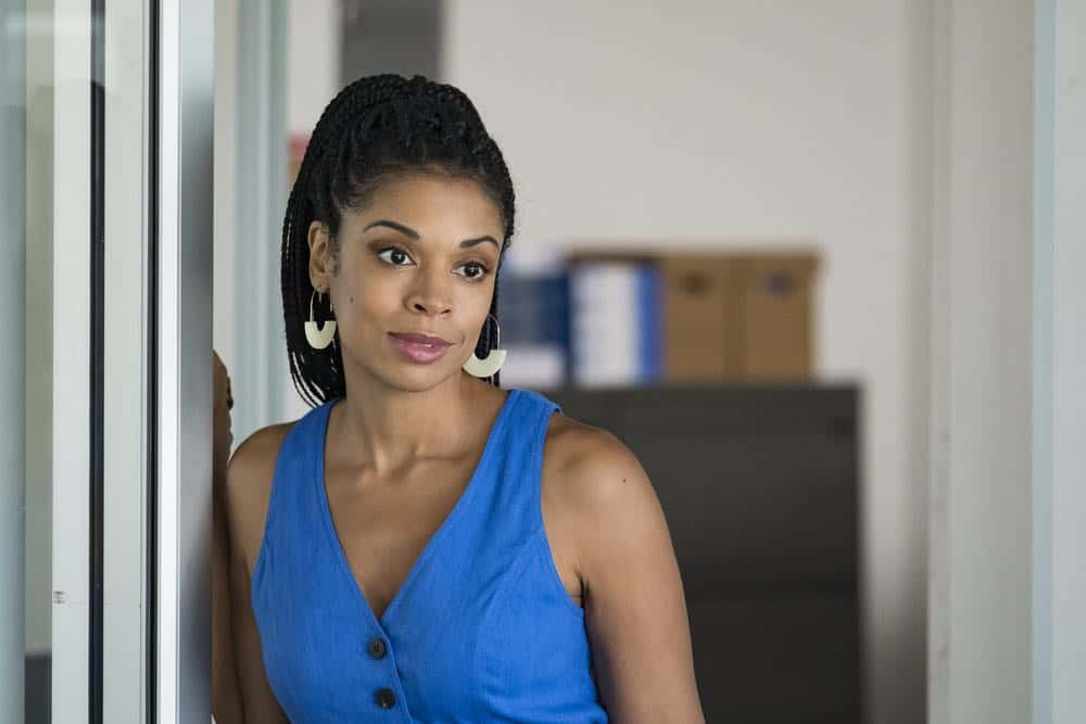 "THIS IS US -- ""A Philadelphia Story"" Episode 302 -- Pictured: Susan Kelechi Watson as Beth Pearson -- (Photo by: Ron Batzdorff/NBC)"