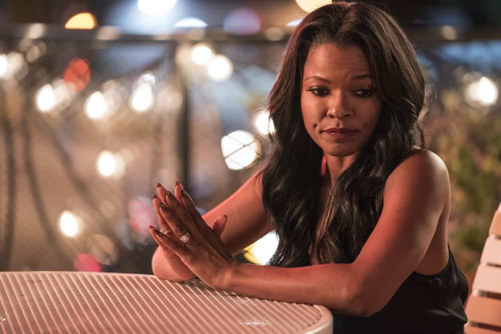 "LETHAL WEAPON: Keesha Sharp in the Need To Know"" episode of LETHAL WEAPON airing Tuesday, Oct. 2 (9:00-10:00 PM ET/PT) on FOX. ©2018 Fox Broadcasting Co. CR: FOX"