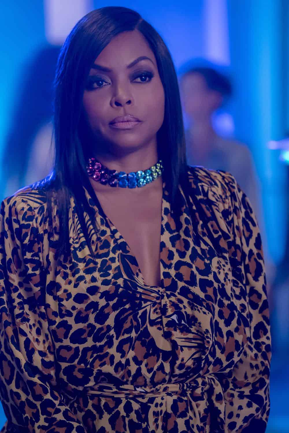 "EMPIRE: Taraji P. Henson in the ""Pay For Their Presumptions"" Season Five episode of EMPIRE airing Wednesday, Oct. 3 (8:00-9:00 PM ET/PT) on FOX. @2018 Fox Broadcasting Co. CR: Chuck Hodes/FOX."