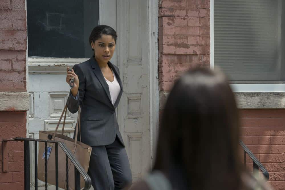 "EMPIRE: Guest star Katlynn Simone in the ""Pay For Their Presumptions"" Season Five episode of EMPIRE airing Wednesday, Oct. 3 (8:00-9:00 PM ET/PT) on FOX. @2018 Fox Broadcasting Co. CR: Chuck Hodes/FOX."