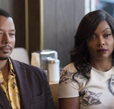 """EMPIRE: L-R: Terrence Howard and Taraji P. Henson in the """"Pay For Their Presumptions"""" Season Five episode of EMPIRE airing Wednesday, Oct. 3 (8:00-9:00 PM ET/PT) on FOX. @2018 Fox Broadcasting Co. CR: Jean Whiteside/FOX."""
