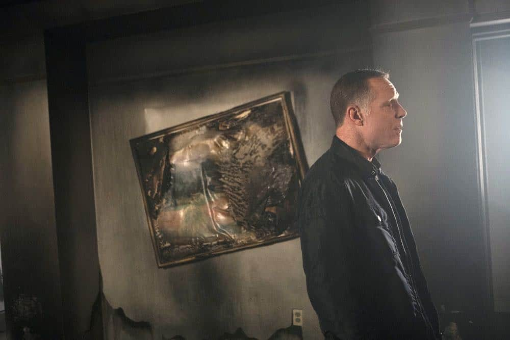 """CHICAGO P.D. -- """"Endings"""" Episode 603 -- Pictured: Jason Beghe as Hank Voight -- (Photo by: Adrian Burrows/NBC)"""