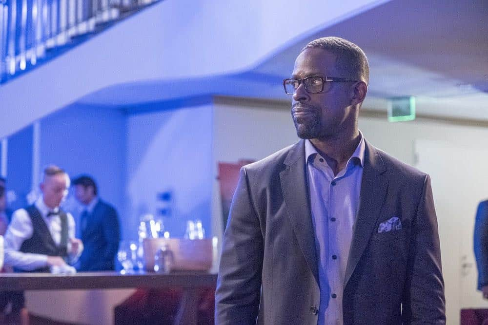 "THIS IS US -- ""Katie Girls"" Episode 303 -- Pictured: Sterling K. Brown as Randall Pearson -- (Photo by: Ron Batzdorff/NBC)"
