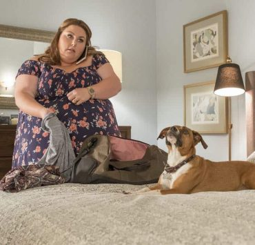 """THIS IS US -- """"Katie Girls"""" Episode 303 -- Pictured: Chrissy Metz as Kate Pearson -- (Photo by: Ron Batzdorff/NBC)"""