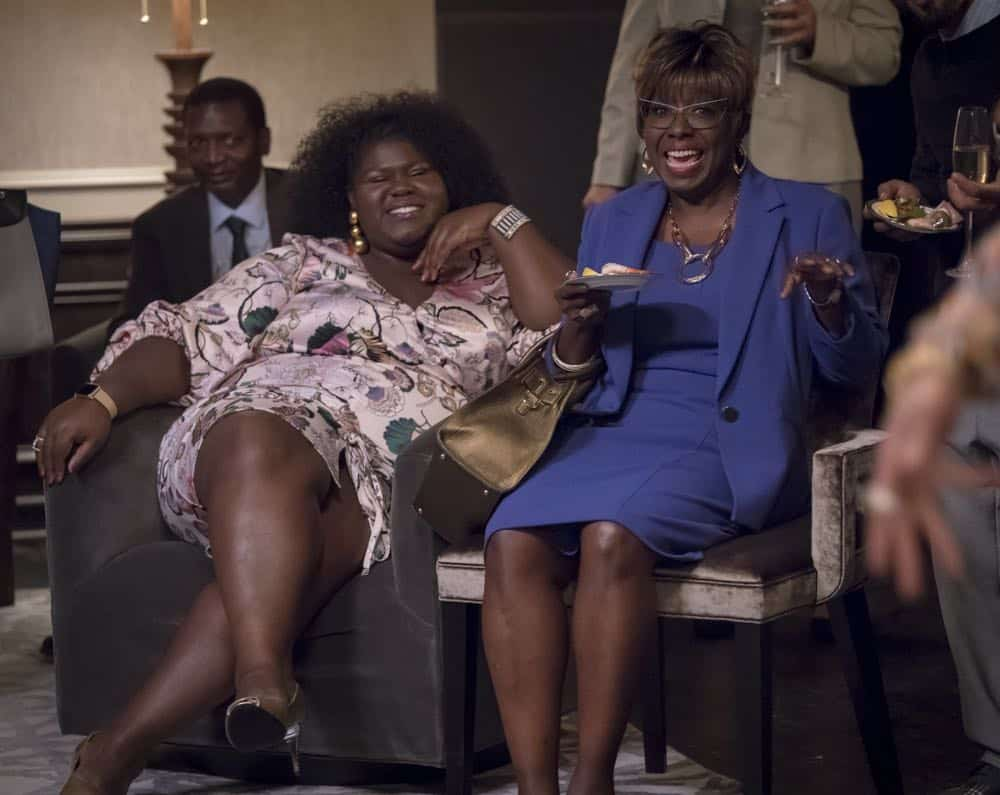 "EMPIRE: L-R: Gabourey Sidibe in the ""Pride"" episode of EMPIRE airing Wednesday, Oct. 10 (8:00-9:00 PM ET/PT) on FOX. @2018 Fox Broadcasting Co. CR: Chuck Hodes/FOX."