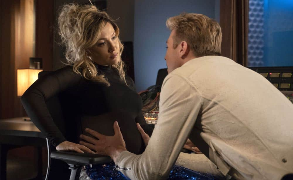 "STAR: L-R: Matthew Noszka and Jude Demorest in the ""A Family Affair"" episode of STAR airing Wednesday, Oct. 10 (9:00-10:00 PM ET/PT) on FOX. ©2018 Fox Broadcasting Co. CR: Wilford Harewood/FOX"