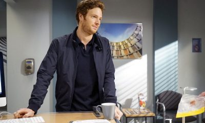 "CHICAGO MED -- ""Heavy Is The Head"" Episode 403 -- Pictured: Nick Gehlfuss as Will Halstead -- (Photo by: Elizabeth Sisson/NBC)"