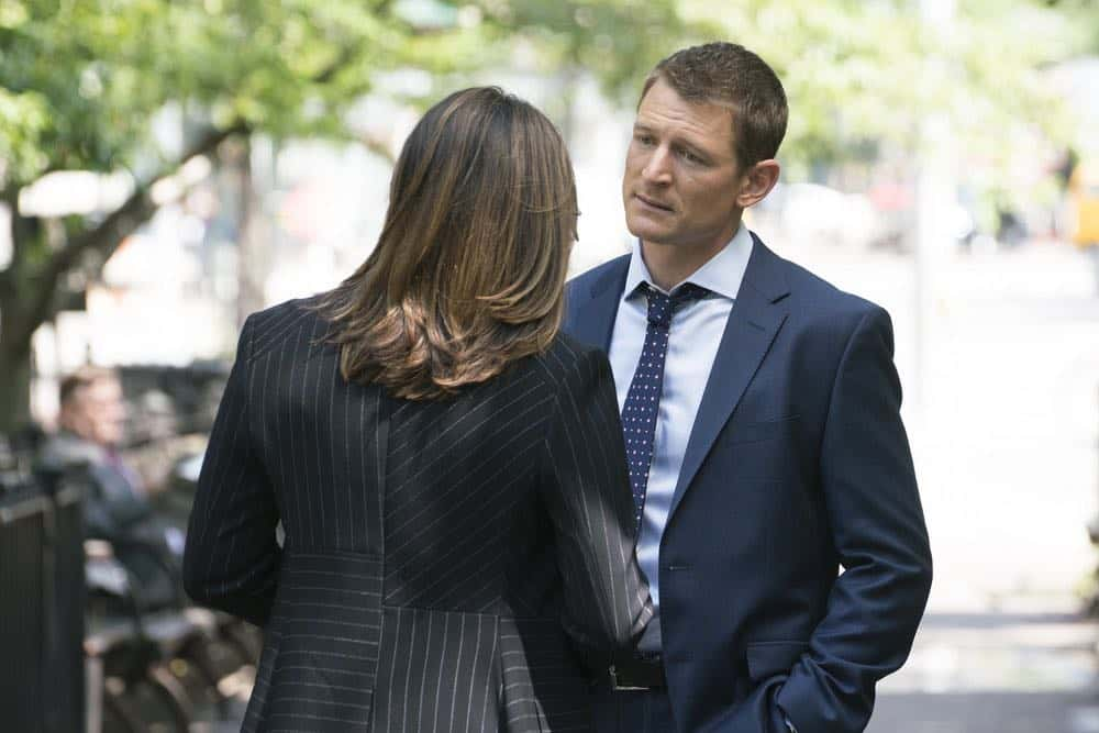 "LAW & ORDER: SPECIAL VICTIMS UNIT -- ""Revenge"" Episode 2004 -- Pictured: Philip Winchester as Peter Stone -- (Photo by: Barbara Nitke/NBC)"