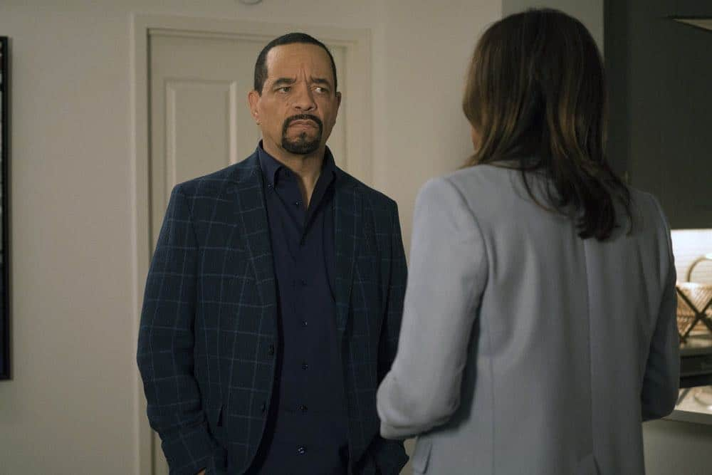 "LAW & ORDER: SPECIAL VICTIMS UNIT -- ""Revenge"" Episode 2004 -- Pictured: Ice T as Odafin ""Fin"" Tutuola -- (Photo by: Barbara Nitke/NBC)"
