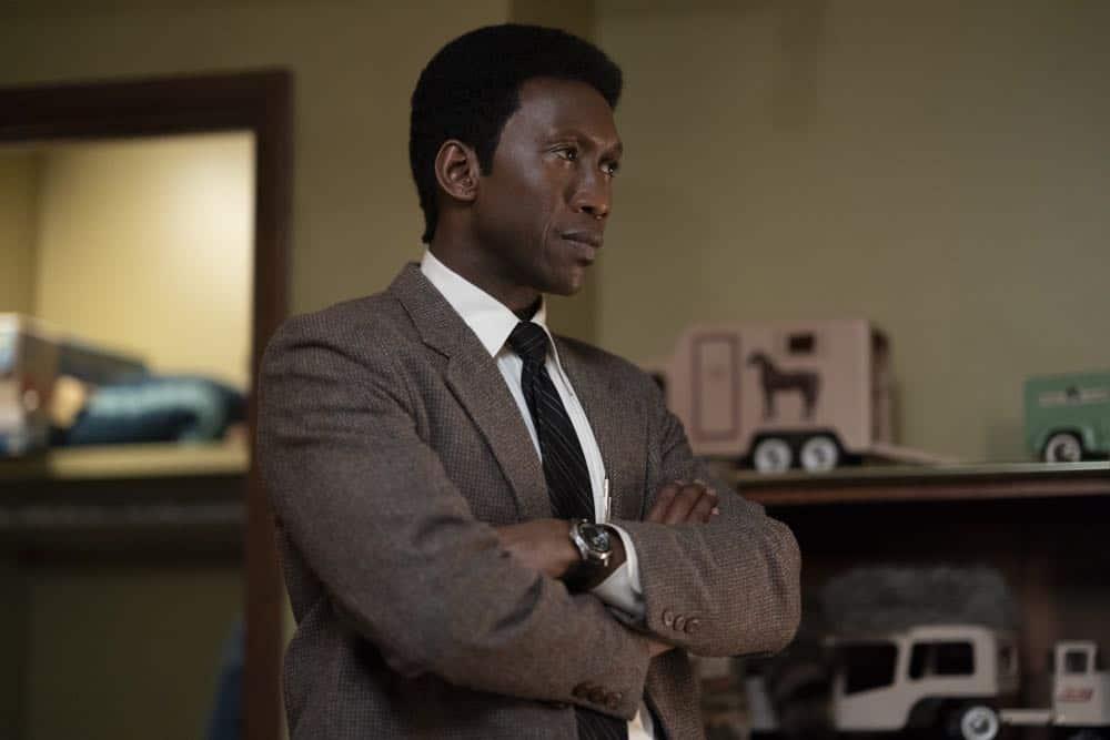 True Detective Season 3: Mahershala Ali. photo: Warrick Page