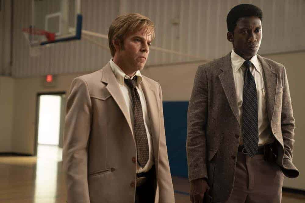 True Detective Season 3: Stephen Dorff, Mahershala Ali. photo: Warrick Page