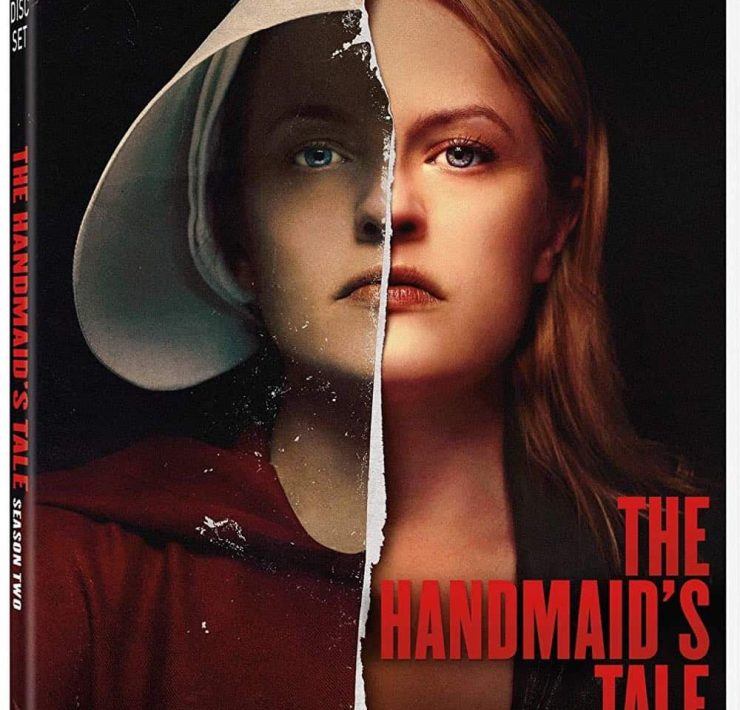 The Handmaid's Tale-Season 2 DVD