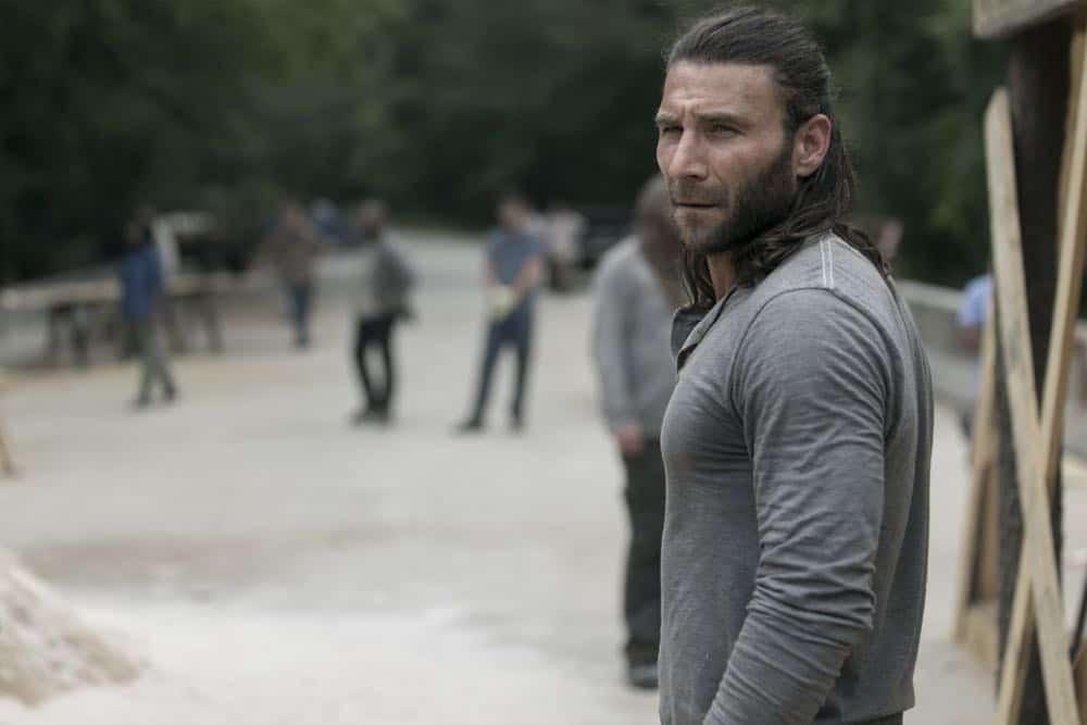 Zach McGowan as Justin- The Walking Dead _ Season 9, Episode 2 - Photo Credit: Jackson Lee Davis/AMC