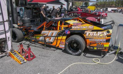 RACE NIGHT AT BOWMAN GRAY