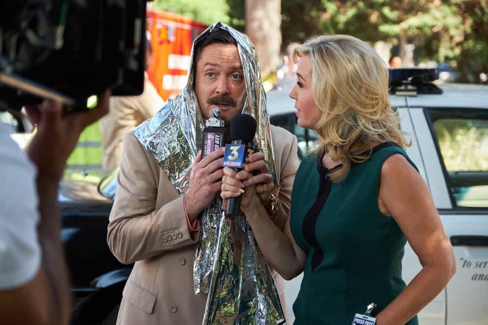 """LETHAL WEAPON: Guest star Thomas Lennon in the """"Leo Getz Justice"""" episode of LETHAL WEAPON airing Tuesday, Oct. 16 (9:00-10:00 PM ET/PT) on FOX. ©2018 Fox Broadcasting Co. CR: John P Fleenor/FOX"""