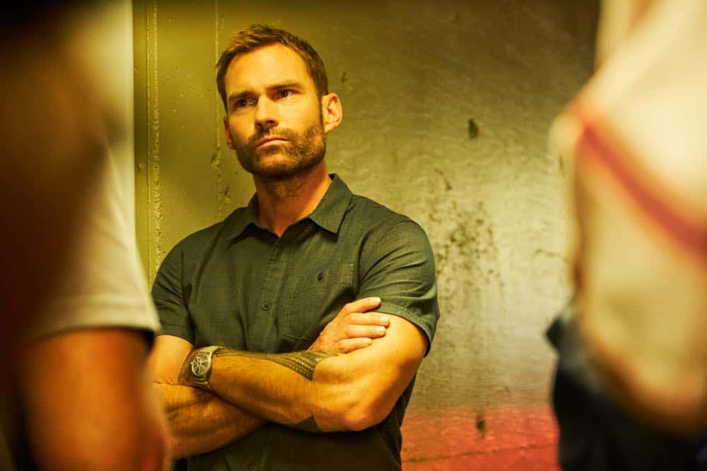 """LETHAL WEAPON: Seann William Scott in the """"Leo Getz Justice"""" episode of LETHAL WEAPON airing Tuesday, Oct. 16 (9:00-10:00 PM ET/PT) on FOX. ©2018 Fox Broadcasting Co. CR: John P Fleenor/FOX"""