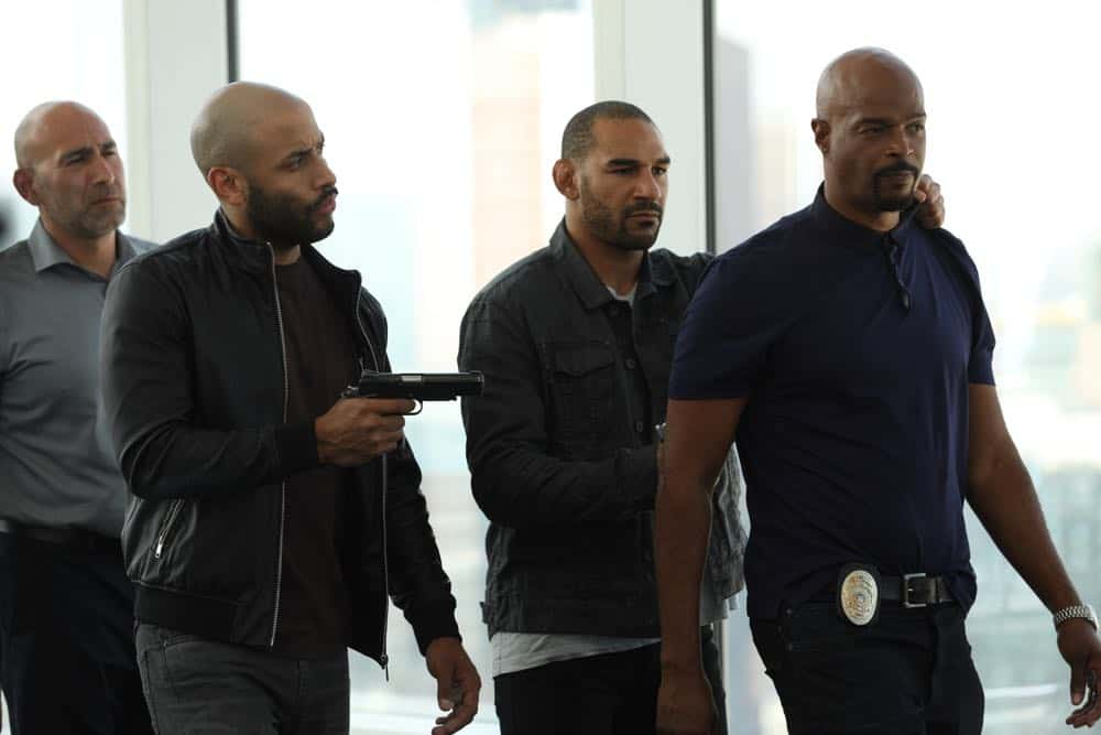 """LETHAL WEAPON: Damon Wayans in the """"Leo Getz Justice"""" episode of LETHAL WEAPON airing Tuesday, Oct. 16 (9:00-10:00 PM ET/PT) on FOX. ©2018 Fox Broadcasting Co. CR: John P Fleenor/FOX"""