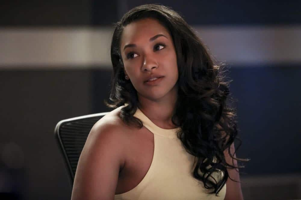 "The Flash -- ""Blocked"" -- Image Number: FLA502a_0164b.jpg -- Pictured: Candice Patton as Iris West - Allen  -- Photo: Jack Rowand/The CW -- © 2018 The CW Network, LLC. All rights reserved"