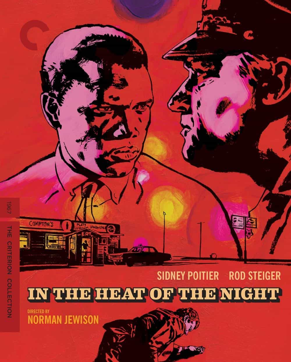 In The Heat Of The Night Criterion The Collection Cover