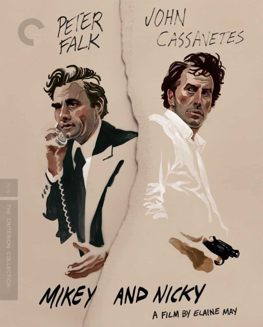 Mikey And Nicky The Criterion Collection Cover