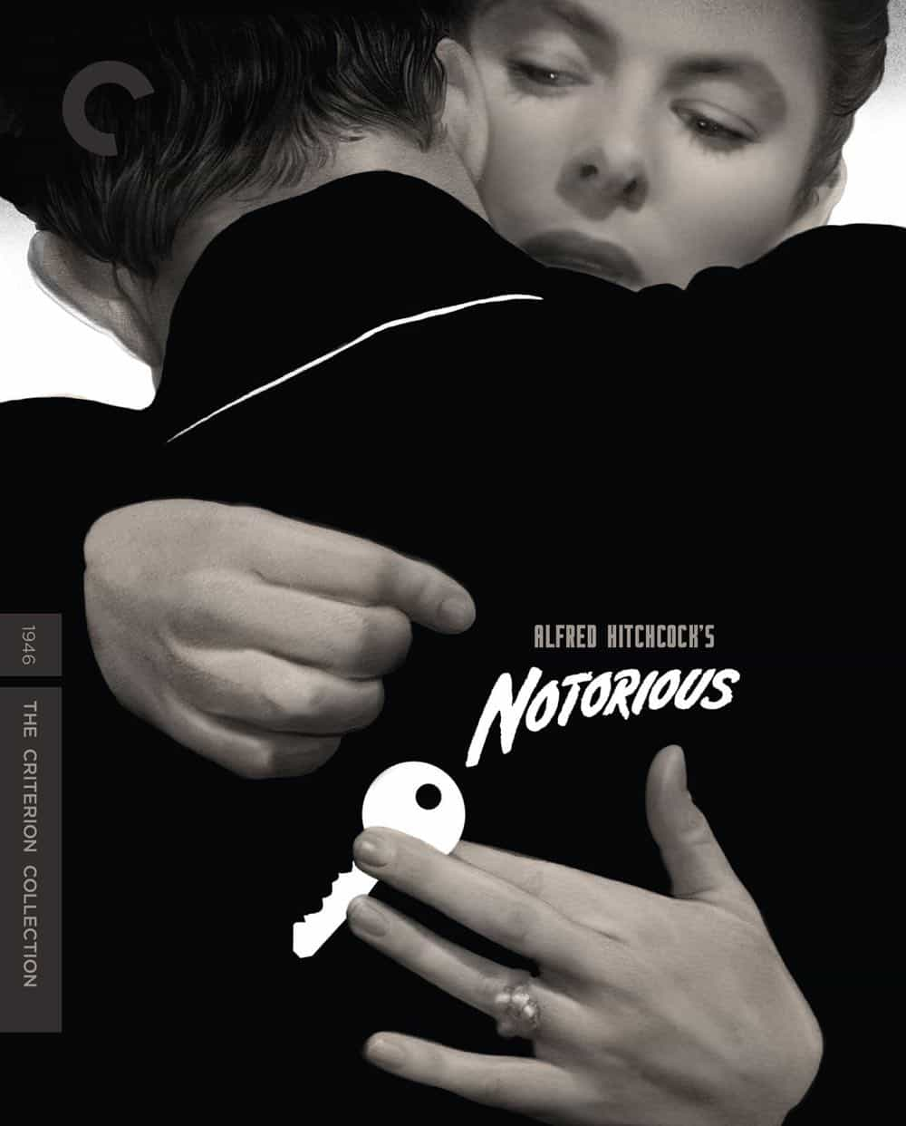 Notorious The Criterion Collection Cover