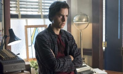"Riverdale -- ""Chapter Thirty-Seven: Fortune and Men's Eyes"" -- Image Number: RVD302a_0302.jpg -- Pictured: Cole Sprouse as Jughead -- Photo: Dean Buscher/The CW -- © 2018 The CW Network, LLC. All rights reserved."