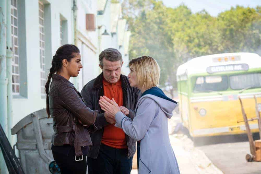 DOCTOR WHO Season 11 Episode 3 Photos Rosa | SEAT42F
